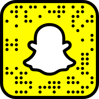 poppedamarlee Snapchat QR Code Snapcode