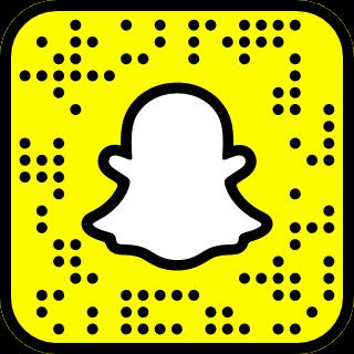 presplouton Snapchat QR Code Snapcode