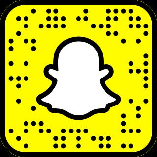 reggiehandy  Snapchat QR Code Snapcode