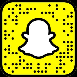 retrob Snapchat QR Code Snapcode