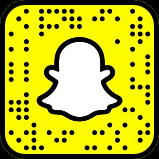 rmoat8 Snapchat QR Code Snapcode