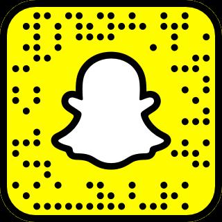 ruben Snapchat QR Code Snapcode