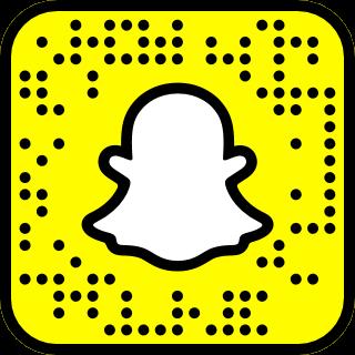 samiregas Snapchat QR Code Snapcode