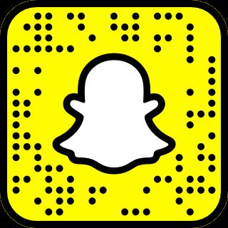 samuelcrontall Snapchat QR Code Snapcode