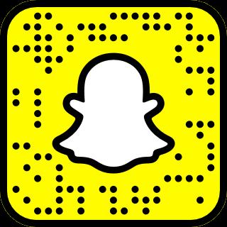 sashapeddie Snapchat QR Code Snapcode