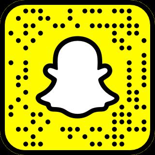shbrwnr Snapchat QR Code Snapcode