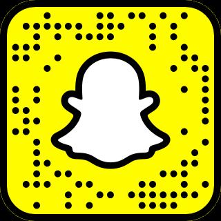 shitjacobsays Snapchat QR Code Snapcode