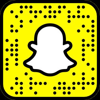siany17 Snapchat QR Code Snapcode