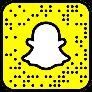 simply504 Snapchat QR Code Snapcode