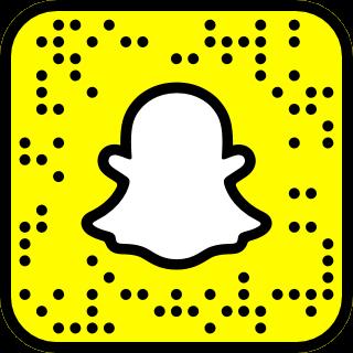 smdowling1990 Snapchat QR Code Snapcode