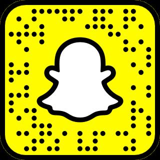 spencealston  Snapchat QR Code Snapcode
