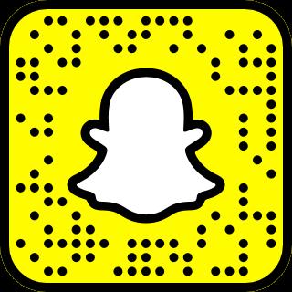 suspect_b Snapchat QR Code Snapcode