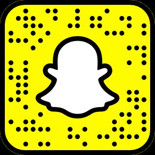the_ivoryteddy Snapchat QR Code Snapcode