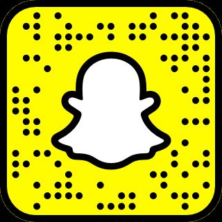tony-castanon Snapchat QR Code Snapcode