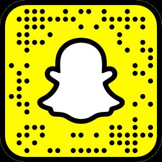 travistee3 Snapchat QR Code Snapcode