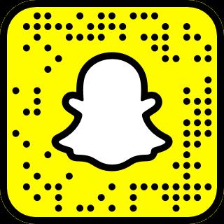 white_hannah Snapchat QR Code Snapcode