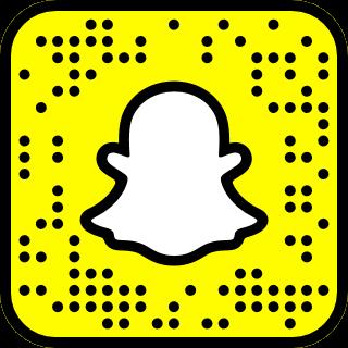 xthesinger Snapchat QR Code Snapcode